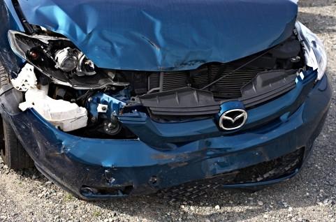 自動車事故イメージ