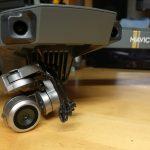 MAVICカメラクラッシュ