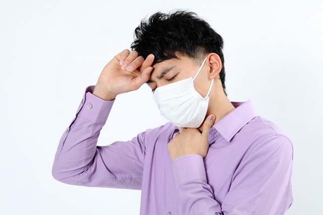風邪マスク