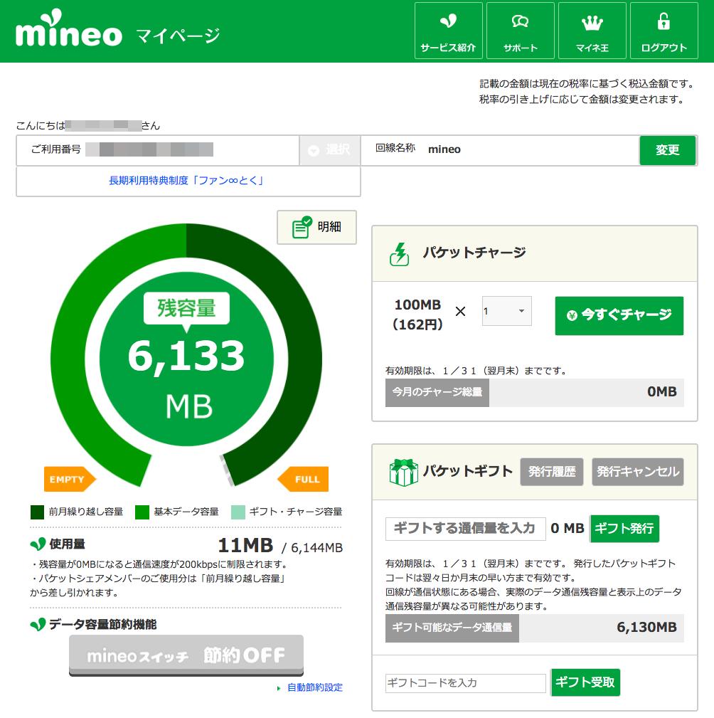 mineo-mnp