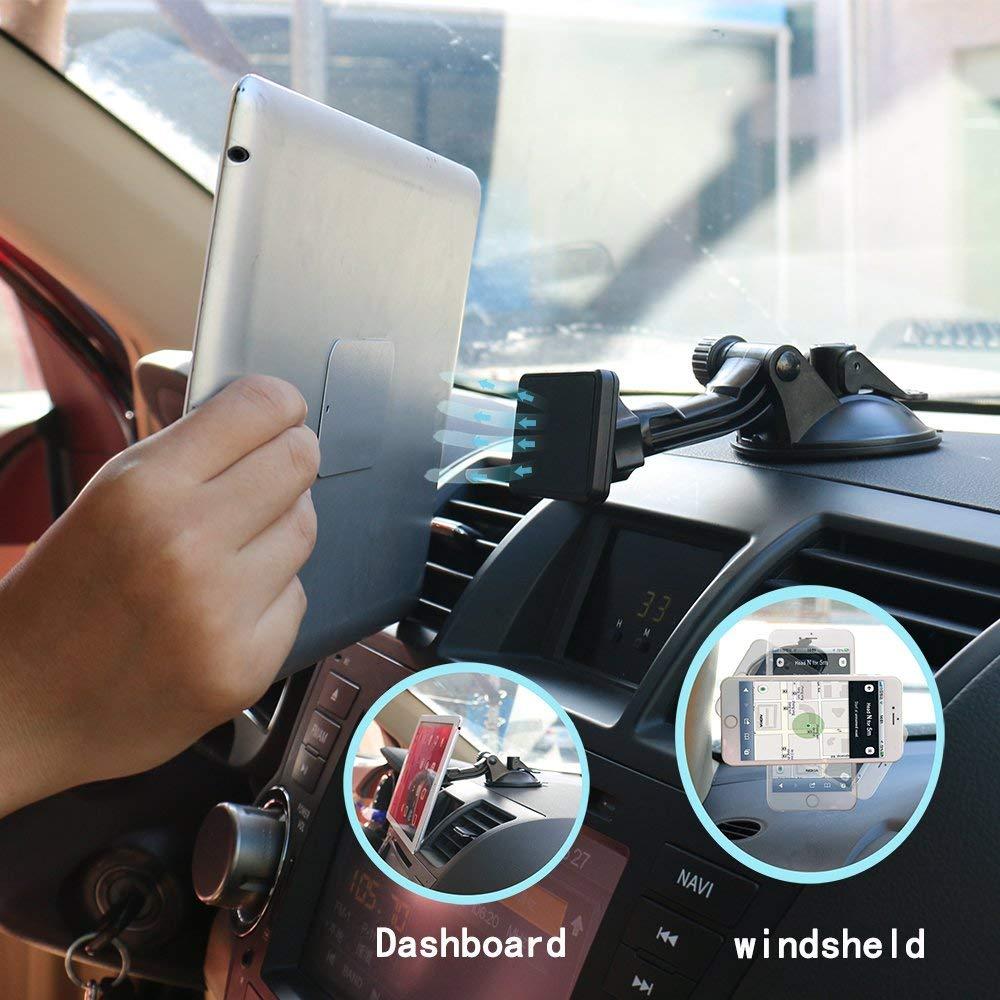 10インチタブレット車載ホルダー