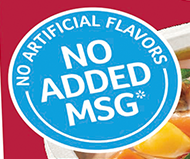 no added msg