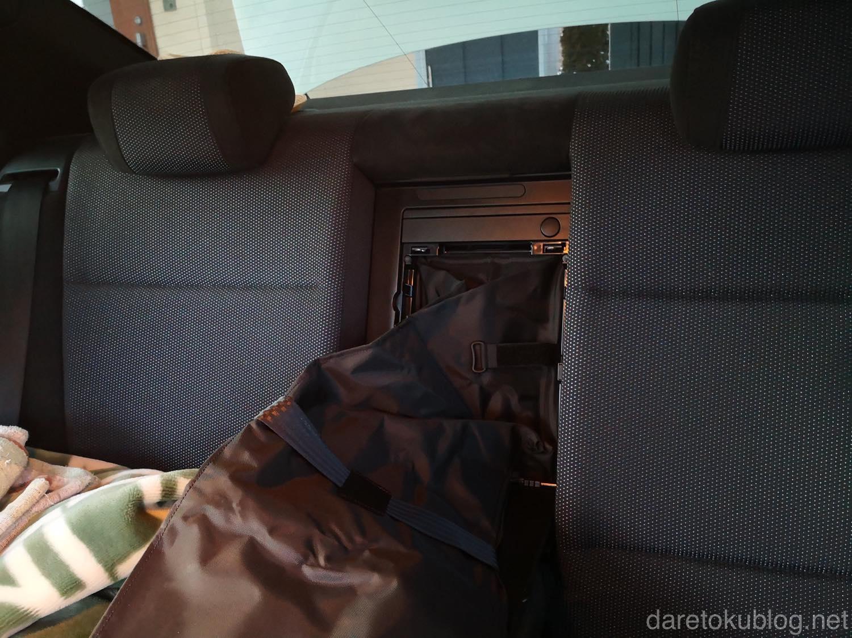 BMW E92 後部座席肘掛け